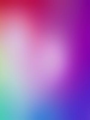 蓝绿粉红色的移动壁纸