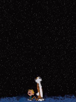 夜星星手机壁纸