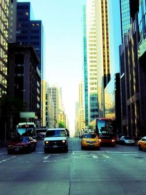 纽约大道手机壁纸