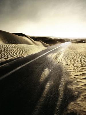 风景沙漠移动壁纸