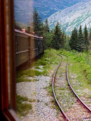火车手机壁纸