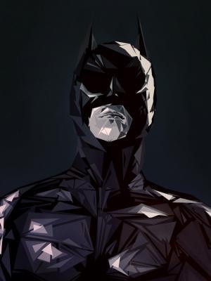 蝙蝠侠夜猫头鹰手机壁纸