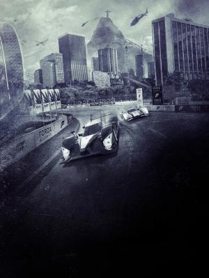 力量赛车6速手机壁纸