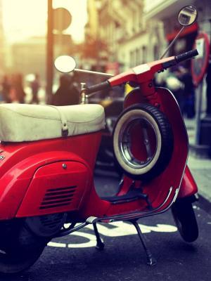 摩托车手机壁纸