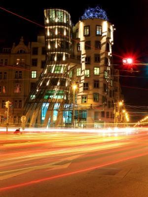 城市美丽的移动壁纸