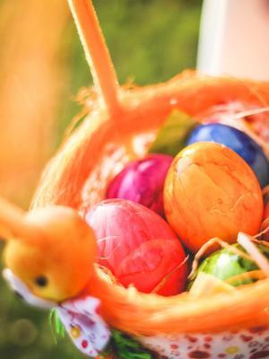 复活节彩蛋移动壁纸