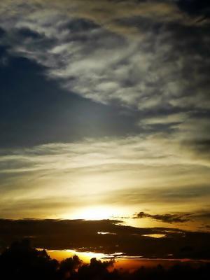 自然天空阳光移动壁纸