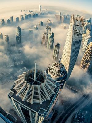 都市风景手机壁纸