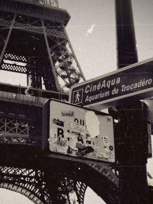 艾菲尔铁塔巴黎移动壁纸