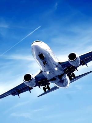 飞机手机壁纸