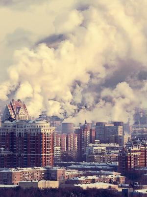 莫斯科都市风景手机壁纸