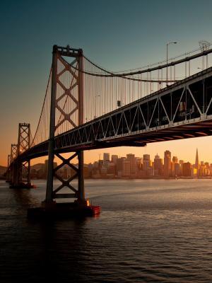 奥克兰湾旧金山移动壁纸