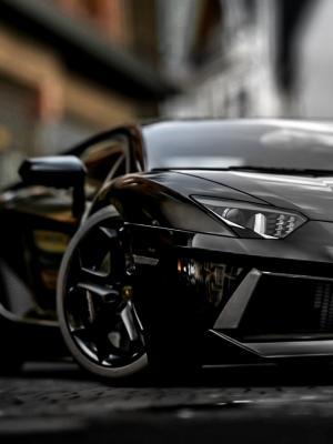 兰博基尼Aventador汽车手机壁纸