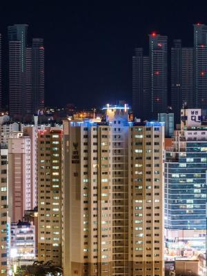 免费图片相片的城市移动壁纸