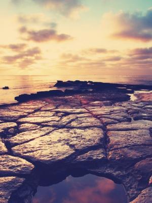 复古海移动壁纸