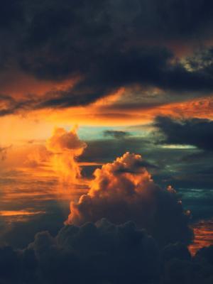 云Skyscapes手机壁纸
