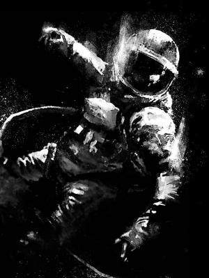 astronavt kostyum skafandr手机壁纸