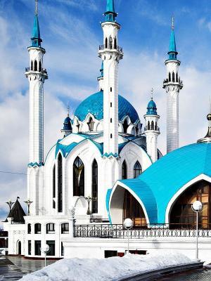 库尔谢里夫清真寺移动壁纸